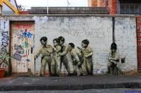 Street Art Melbourne Australia August 2012 - 408