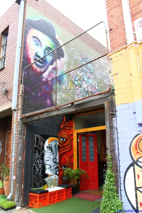 Street Art Melbourne Australia August 2012 - 409