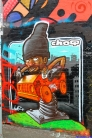Street Art Melbourne Australia August 2012 - 413
