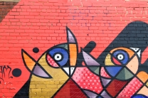 Street Art Melbourne Australia August 2012 - 415