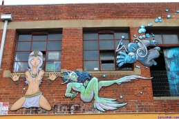 Street Art Melbourne Australia August 2012 - 419