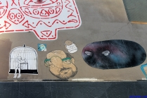 Street Art Melbourne Australia August 2012-42