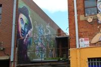 Street Art Melbourne Australia August 2012 - 420