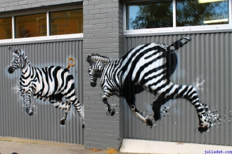 Street Art Melbourne Australia August 2012 - 429