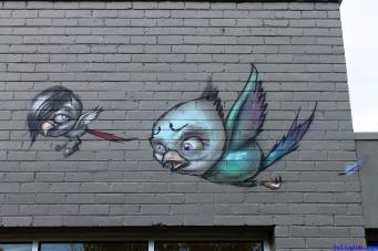 Street Art Melbourne Australia August 2012 - 430
