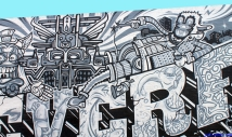 Street Art Melbourne Australia August 2012 - 433