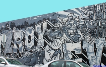 Street Art Melbourne Australia August 2012 - 434