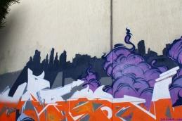 Street Art Melbourne Australia August 2012 - 442
