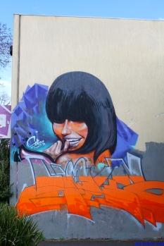 Street Art Melbourne Australia August 2012 - 443