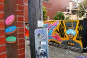 Street Art Melbourne Australia August 2012 - 449