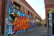 Street Art Melbourne Australia August 2012 - 450