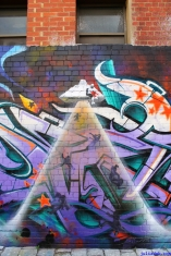 Street Art Melbourne Australia August 2012 - 451