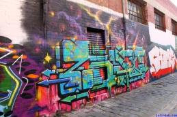 Street Art Melbourne Australia August 2012 - 453