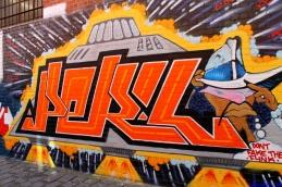Street Art Melbourne Australia August 2012 - 454