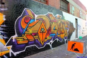Street Art Melbourne Australia August 2012 - 456