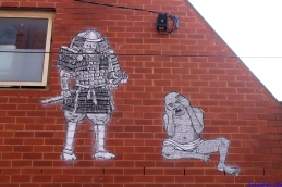 Street Art Melbourne Australia August 2012 - 466