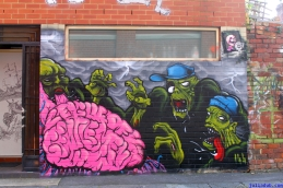 Street Art Melbourne Australia August 2012 - 467