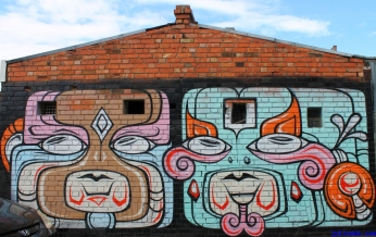 Street Art Melbourne Australia August 2012 - 474