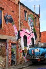 Street Art Melbourne Australia August 2012 - 478
