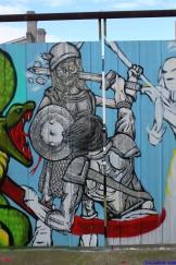 Street Art Melbourne Australia August 2012 - 479