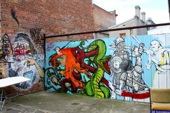 Street Art Melbourne Australia August 2012 - 480