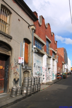 Street Art Melbourne Australia August 2012 - 484