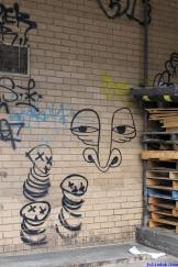 Street Art Melbourne Australia August 2012-49