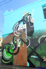 Street Art Melbourne Australia August 2012 - 497