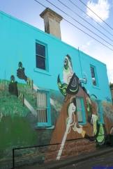 Street Art Melbourne Australia August 2012 - 498