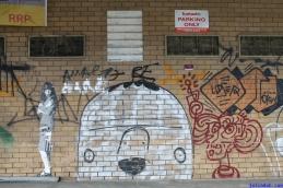 Street Art Melbourne Australia August 2012-50