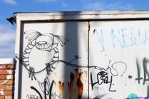 Street Art Melbourne Australia August 2012 - 501