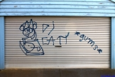 Street Art Melbourne Australia August 2012 - 504