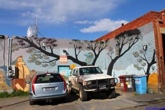 Street Art Melbourne Australia August 2012 - 506