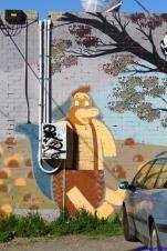 Street Art Melbourne Australia August 2012 - 507