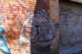 Street Art Melbourne Australia August 2012 - 511