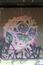 Street Art Melbourne Australia August 2012 - 520