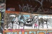 Street Art Melbourne Australia August 2012 - 521