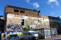 Street Art Melbourne Australia August 2012 - 526