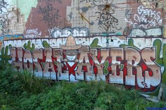 Street Art Melbourne Australia August 2012 - 532
