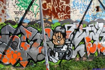 Street Art Melbourne Australia August 2012 - 540