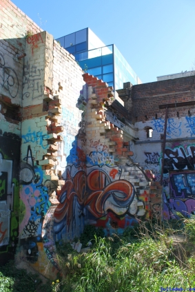 Street Art Melbourne Australia August 2012 - 542