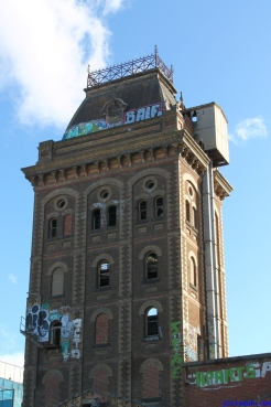 Street Art Melbourne Australia August 2012 - 546