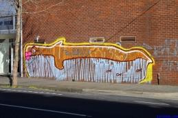 Street Art Melbourne Australia August 2012 - 548