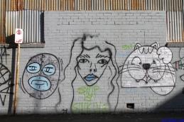 Street Art Melbourne Australia August 2012 - 549