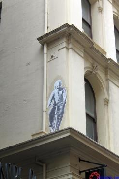 Street Art Melbourne Australia August 2012-57