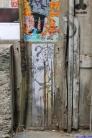 Little Diver Resurfaced - PHOENIX the street artist *OVER ORIGINAL BANKSY!*