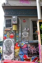Street Art Melbourne Australia August 2012-65