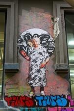 Street Art Melbourne Australia August 2012-70