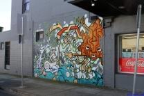 Street Art Melbourne Australia August 2012-8