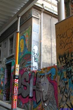 Street Art Melbourne Australia August 2012-83